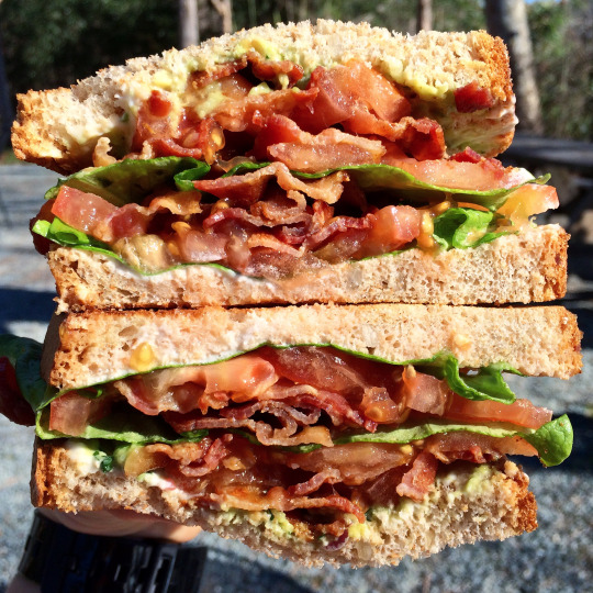 Sara Tane reminds us of the classic BLT at Merritts Grill.